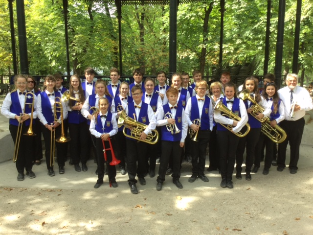 Poynton Youth Brass Band